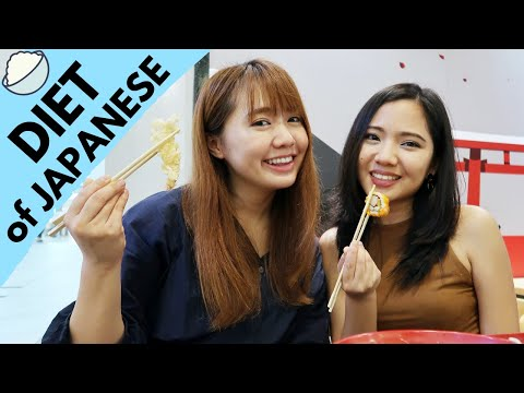 JAPANESE DIET ♥ Why Japanese are so Slim? ♥ 5 Healthy Diet Tips (with subtitles)