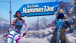 FORTNITE SOUTH AFRICAN SCRIMS USE CODE Hammer7Jnr