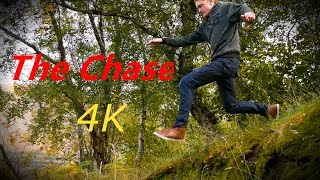 The Chase ➞ 4K Action Film Shot in One Day ➞