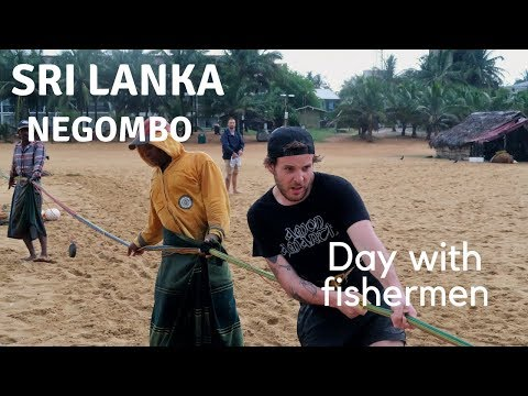 FIRST EXPERIENCE WITH LOCALS | NEGOMBO