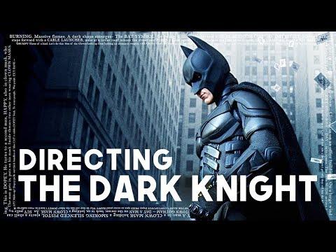 Christopher Nolan On Directing The Dark Knight