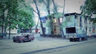 Пожар на улице Гвардейской Воронеж