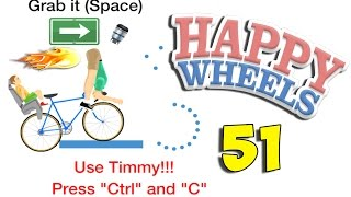 ЧТО ТЫ ДЕЛАЕШЬ?? - Happy Wheels 51