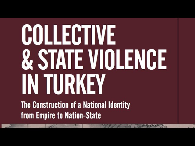 Collective & State Violence in Turkey - New Zoryan Institute Publication - Available Now!