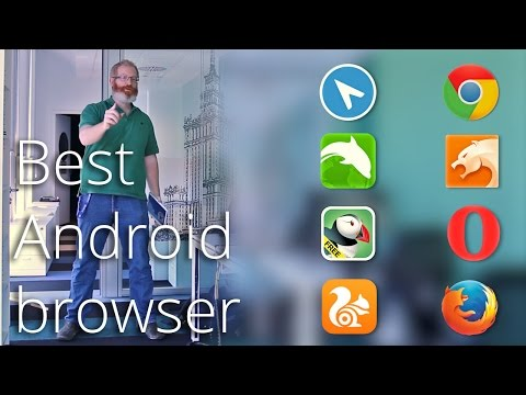 Android Browser Comparison