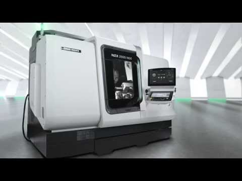 High-Precision, High-Efficiency Multi-Axis Turning Center - NZX 2500