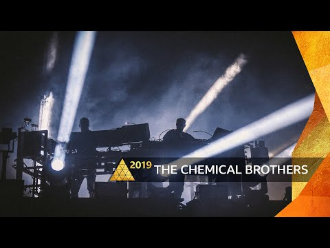 The Chemical Brothers - Eve Of Destruction (feat. Aurora) (Glastonbury 2019)