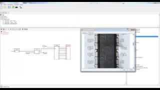 Сдвиговые регистры 74HC595 в FLProg