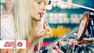 Hoá mỹ phẩm chứa Paraben nguy hại đến mức nào? | VTC