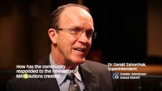 Dr. Gerald Zahorchak Newsletter