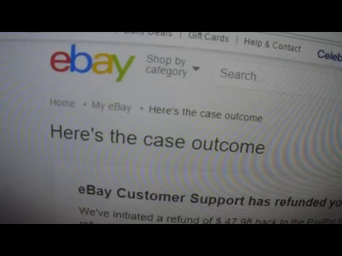 Results Of Ebay 30 Day Money Back Guarantee Case I Opened Up