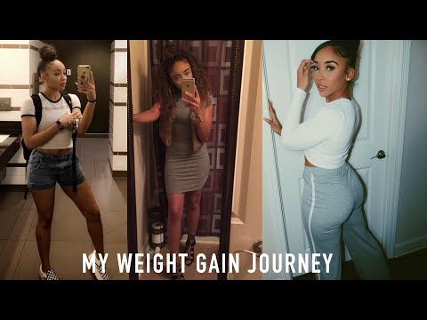 My Weight Gain Journey | From Stick to Thick *tips and tricks*