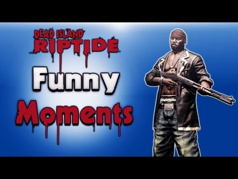 Dead Island Riptide Funny Moments ep.3 (Glitching, Laggy, Scary Moments)