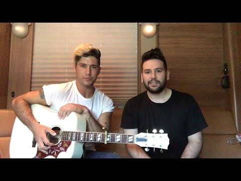 Dan + Shay - Different For Girls (Dierks Bentley + Elle King Cover)