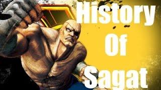 History Of Sagat Street Fighter V