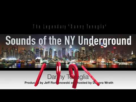 """The Sounds of the NY Underground Feat. """"Danny Tenaglia"""" 1993"""