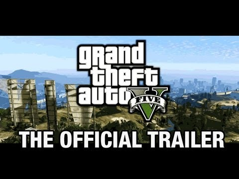 GTA 5 - The Official Trailer