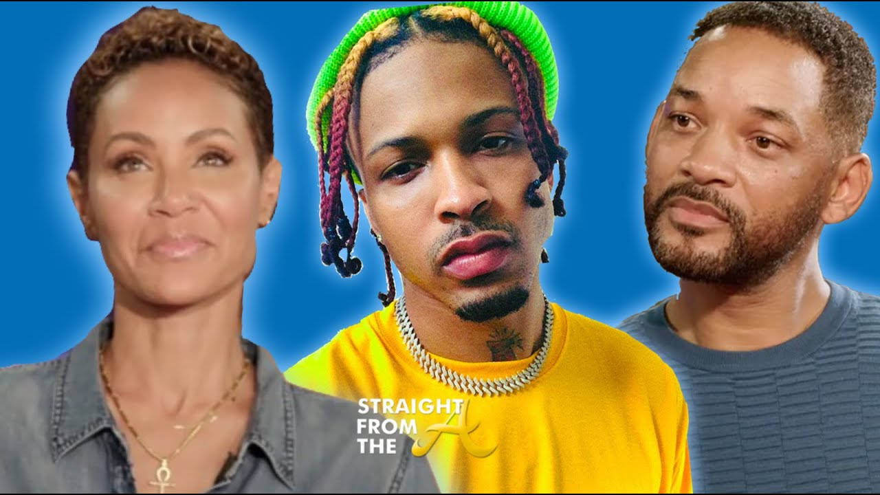 Jada Pinkett-Smith and Will Smith's AWKWARD Red Table Talk | August Alsina Affair Confirmed | REVIEW