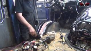 Шевролет VAN СВАП V8 Тойота 3uz 4.3литра часть2