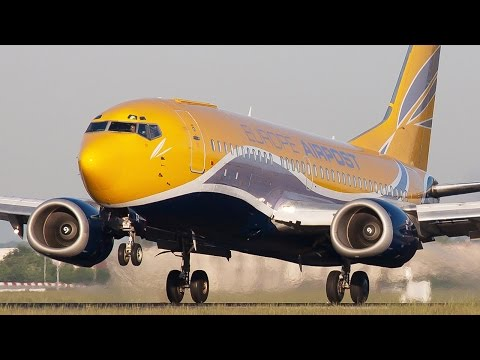 Boeing 737 vs. Airbus 320