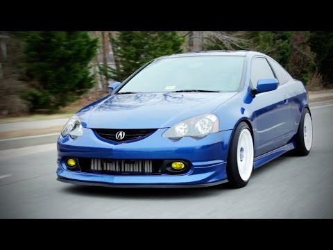 Boostin' in Heels! Female Driven Turbo RSX Review!