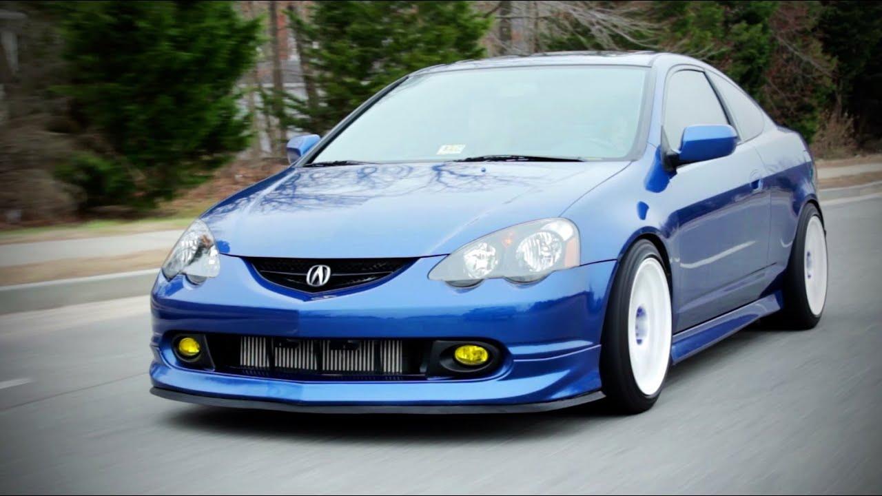 Boostin U0026 39  In Heels  Female Driven Turbo Rsx Review