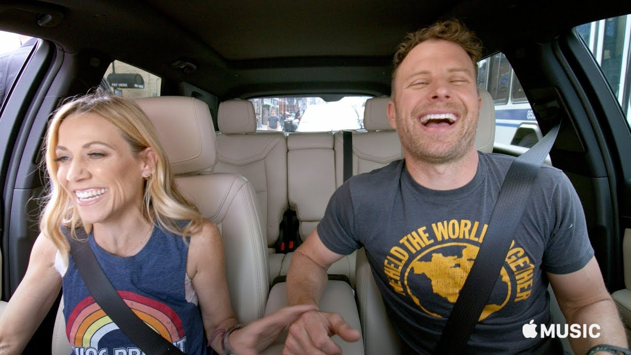 Carpool Karaoke The Series Sheryl Crow And Dierks Bentley Apple