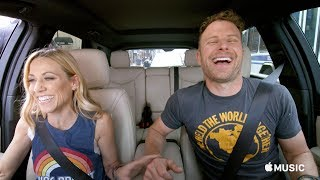 Carpool Karaoke: The Series — Sheryl Crow and Dierks Bentley — Apple Music HD