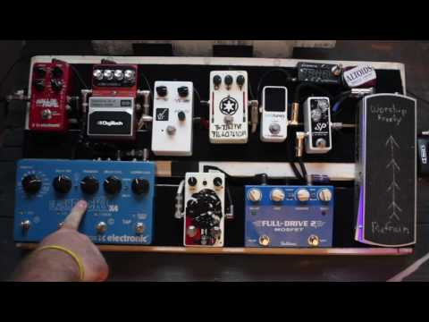 Blood Oath Review/Pedalboard Overview