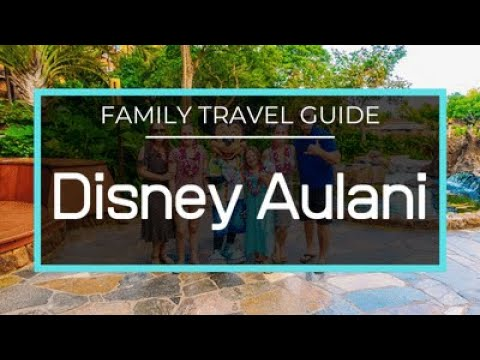 Our Adventure to Aulani - A Disney Resort in Hawaii