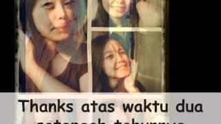 The Rain Feat endank Soekamti - Barisan para Mantan (Terlatih patah hati) photo cover