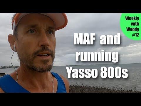 Using the MAF method to run Yasso intervals