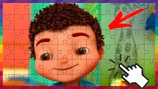 JAN Cartoon Game Smile | PUZZLE GAMES FOR KIDS