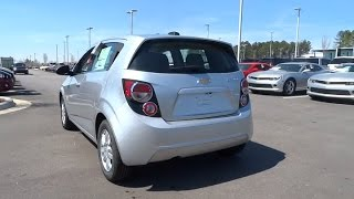 2016 Chevrolet Sonic Durham, Chapel Hill, Raleigh, Cary, Apex, NC 152741