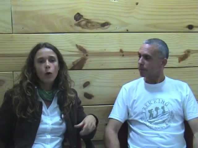 Mauro Chasilew e Chris Rodrigues falam sobre nutrição para uma ultramaratona