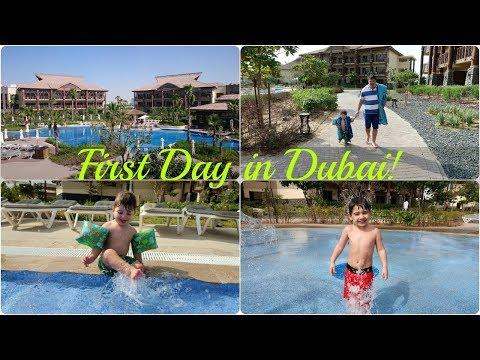 DUBAI FAMILY HOLIDAY DAY 1 | MummyandMunchkin