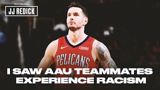 JJ Redick on When He Learned Being White Was Different Than Being Black