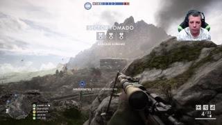 Transmisión de PS4 Pro en vivo de 79josesito de Battlefield 1 Multiplayer.