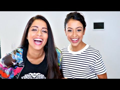 Thumbnail: GUESS THAT YOUTUBER CHALLENGE + GAGGING with Lilly Singh