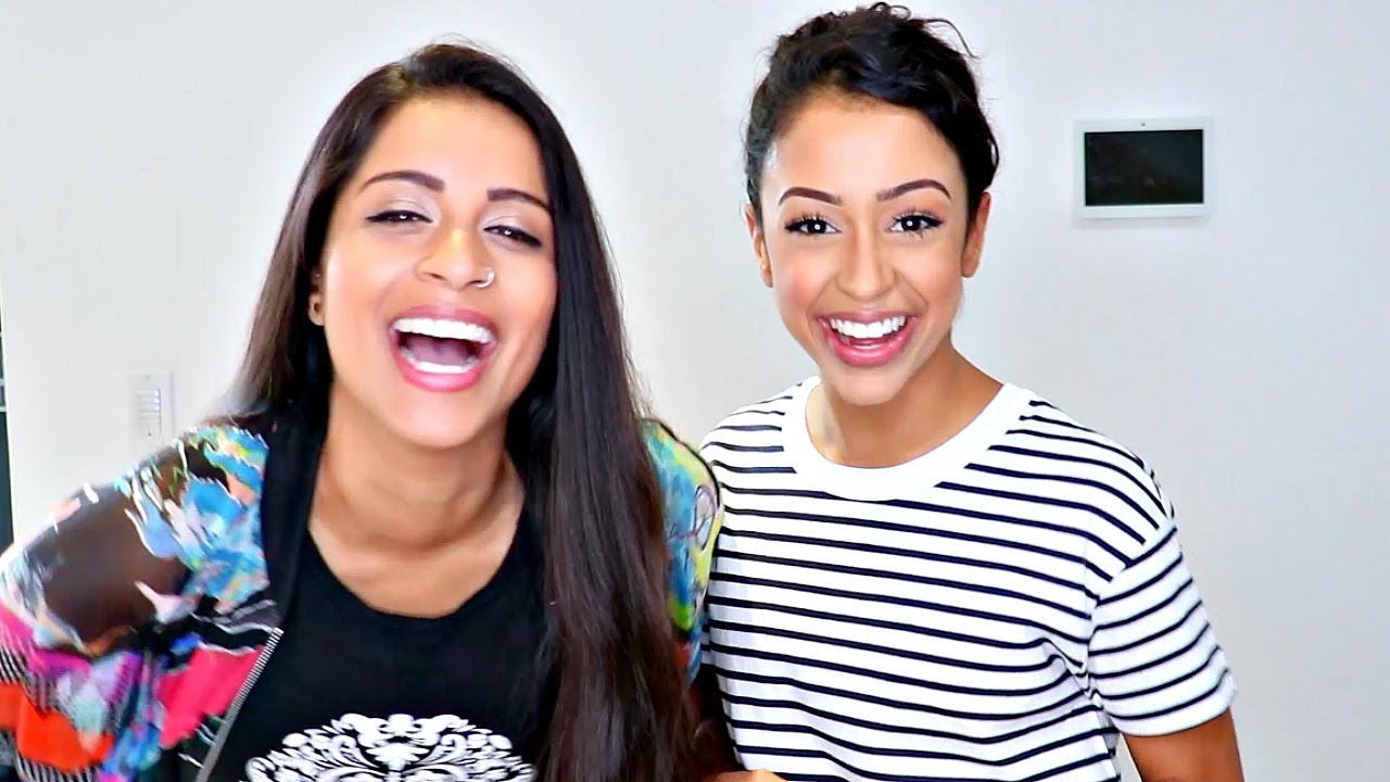 Guess That Youtuber Challenge Gagging With Lilly Singh
