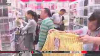 Largest Uniqlo store opens in Shanghai