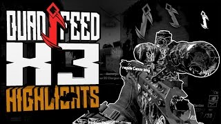 QUAD FEED x3?! (First Highlights w/ Iron GT)