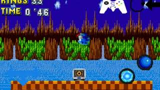 Sonic mania android v8 beta(11) / all sonic cody / InfiniTube