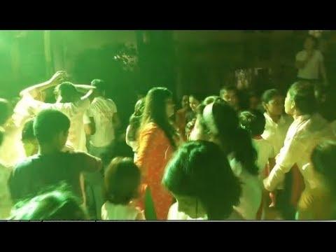 Full Masti & Dhamal on Bollywood song | Global Arena Ganesh Utsav- ग्लोबल का राजा 2018