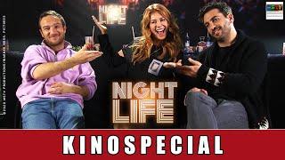 NIGHTLIFE - TV-SPECIAL MIT ELYAS M´BAREK, PALINA ROJINSKI UND FREDERICK LAU!!