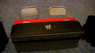 WWE Action Figure Arena.avi