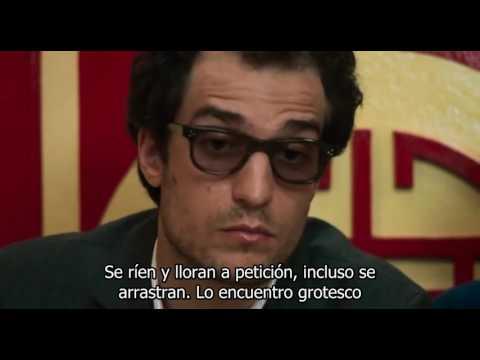 Teaser trailer de Le redoutable subtitulado en español (HD)