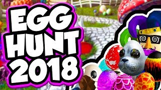ROBLOX EGG HUNT 2018 RELEASE