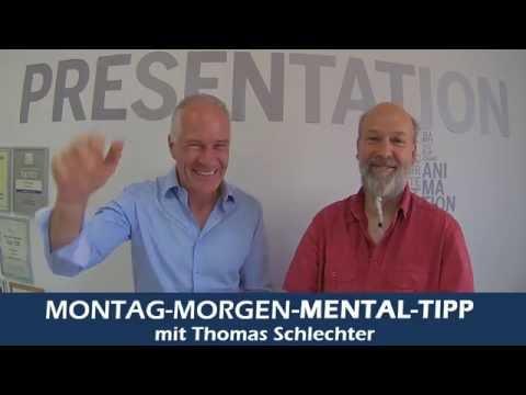 Mentaltipp   Präsentationstipp mit Matthias Garten