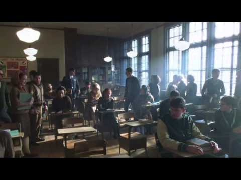 catch me if you can classroom scene